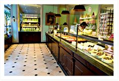 864 Madison Avenue  New York, NY 10021  (646)558-3157  Paris's legendary Ladurée is now in New York City. Stop by and try the pretty, delicious.