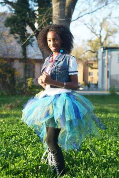 """Inspirational Youth: """"You're never too young to volunteer.""""  Alanna Wall, Founder of Polished Girlz,"""