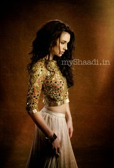 myShaadi.in > Indian Bridal Wear by Arpita Mehta http://arpitamehta.in/ - https://www.facebook.com/pages/Arpita-Mehta/482620718455205  via @ Raji85