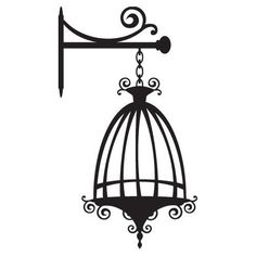 birdcage template free - Google Search