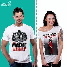 Sprawdź więcej wzorów na: https://goo.gl/o2d7VE #beyourself #besexy #workout #tshirt #koszulka #nadruk #dlaniej #dlaniego