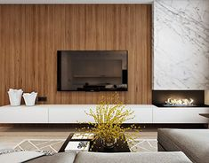 Here are the Apartment Living Room Layout Ideas. This post about Apartment Living Room Layout. Living Room With Fireplace, New Living Room, Living Room Decor, Fireplace Wall, Fireplace Ideas, Tv Unit For Living Room, Wall Cabinets Living Room, Living Room Drawers, Fireplace Feature Wall