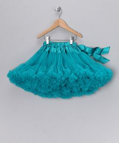 Dark Teal Pettiskirt - Infant, Toddler & Girls