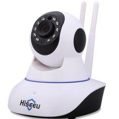 33.15$  Buy now - http://ali8uw.shopchina.info/go.php?t=32679560105 - High Quality HD 1.3MP 960P Wireless IP Camera Wi-fi Night Vision CCTV Camera IP Wifi Network Camera CCTV Onvif IP Camera Hiseeu 33.15$ #aliexpresschina