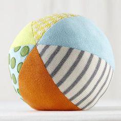 Love! Large Plush_Knit_Ball