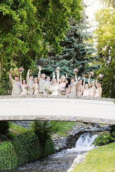 bridal party madeline.brandon.wedding Photo By >>Gideon Photography-Available For Travel<