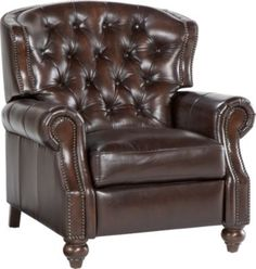 Shop for a Kentfield Leather Recliner at Rooms To Go. Find Recliners that will look great in your home and complement the rest of your furniture. #iSofa #roomstogo