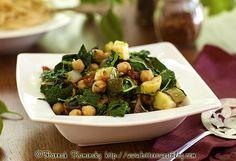 Italian Vegetable ragout recipe - Greens_