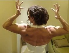 """my review of """"Women's Health: The Wedding Workout"""" -- it'll totally make you look like this."""