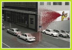 Images often speak louder than words. Here are the Best 100 Guerilla Marketing examples I've seen. Guerrilla Marketing (Guerilla Marketing) takes consumers.