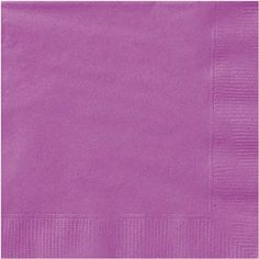 Purple Luncheon Paper Napkins 2 Ply 75ct by ElsaPartySupply on Etsy