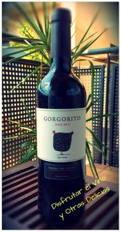 Disfrutar el Vino y Otras Delicias: PINTO, PINTO, GORGORITO#vino#pintopinto#riberadelduero#