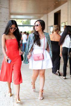 New York Fashion Week Day 3 Street Style