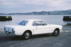 Ford Mustang 1965 289 Coupe at the Harbour, Broughty Ferry… | Flickr