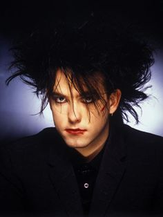 The Cure | The Cure, Robert Smith | Brit singer Robert Smiths goth look — in ...