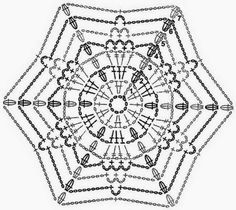 112 best crochet symbol chart patterns images on Pinterest