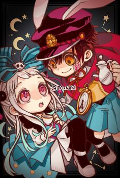 Anime Couples, Cute Couples, Hanako San, Manga Anime, Anime Art, Manga Pictures, Cute Art, Alice In Wonderland, Chibi