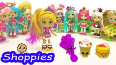 Shopkins Shoppies Pam Cake Doll with Season 5 Exclusives and App Card To...