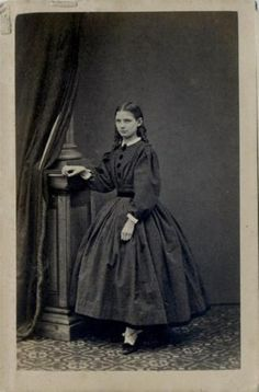CDV-Girl-wearing-a-hooped-dress-by-Holt-of-Wolverhampton-c-1860