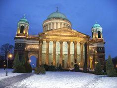 Cathédrale Saint-Adalbert d'Esztergom (Hongrie)