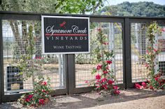 Sycamore Creek Vineyards || Morgan Hill, CA || Vineyard || Photo by Discovery Bay Photography