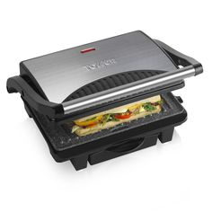 Tower Ceramic Panini Grill