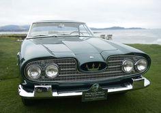 MASERATI  5000 GT  TOURING COUPE - 1960