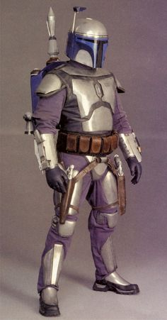 Star Wars: Episode II - Attack of the Clones - Jango Fett. Star Citizen, Star Wars Characters, Star Wars Episodes, Trajes Star Wars, Mandolorian Armor, Starwars, Mandalorian Cosplay, Star Wars Bounty Hunter, Jango Fett