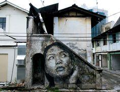 Resultado de imagem para Rone street artist