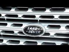 New 2013 Range Rover sneak preview - Paris Motor Show 2012