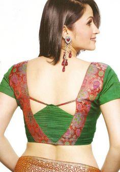 new saree blouse designs - Bing images