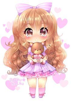 41 meilleures images du tableau manga cute chibi anime art kawaii drawings et kawaii chibi - Personnage manga fille ...