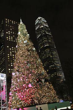 The Mandarin Oriental, Hong Kong's 2012 Christmas Decorations