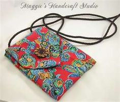 Necktie mini-purse
