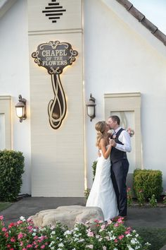 Must-see wedding venue right off the Las Vegas Strip. Chapel of the Flowers iconic chapel has been photographed over a million times by tourist and our wedding photographers. Stop by and strike a pose, we are a top Vegas attraction!