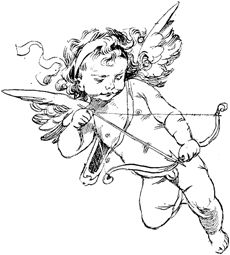 Valentine Drawing: Your Symbol of Love Cupid Drawing, Angel Drawing, Cupid Tattoo, Cherub Tattoo, Realistic Butterfly Tattoo, Tattoo Drawings, Art Drawings, Valentine Drawing, Angel Tattoo Designs