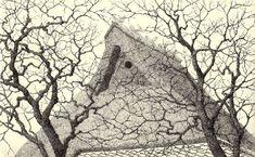Hyperrealistic etching by Japanese artist Tanaka Ryohei