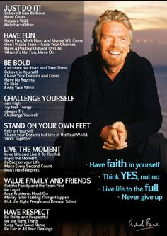 Richard Branson Quotes | ANB Promotions