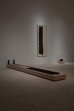"James Lee Byars ""1/2 An Autobiography"" installation view at Museo Jumex, Mexico City, 2014"