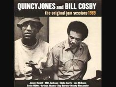 Groovy Gravy - Quincy Jones & Bill Cosby (1969)  One of my all-time favorites!!! - Oscar Papa Zulu