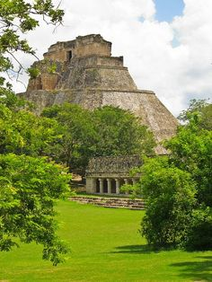 Uxmal, Yucatan, Mexico - rebuilding my lost Mexico trip via Pinterest...I climbed this!