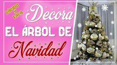 COMO DECORAR EL ÁRBOL DE NAVIDAD 2017