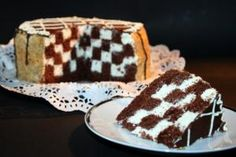 Šachová torta