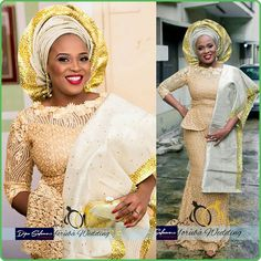 yorubaweddings yorubabride asooke nigerianwedding yorubawedding