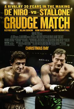 Grudge Match (2013) Robert de niro and stallone fight it out.