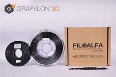 Italian filament specialist FILOALFA and graphene expert Directa Plus have just unveiled the new GRAFYLON PLA filament that combines all the best properties of graphene with the low cost and 3D printability of PLA.