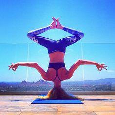 yoga at its perfection
