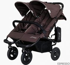 Daily Baby Finds: Strollers - Air Buggy Double