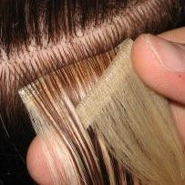 Before you commit to hair extensions here are the pros cons different types of hair extensions comparing tape ins and micro bead pmusecretfo Images