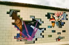 Another brick in the (Berlin) wall - the Pink Floyd mural at the East Side Gallery, Berlin